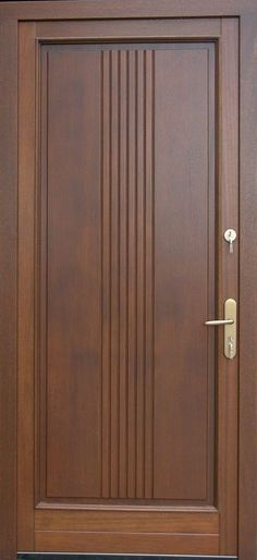 Wooden doors 10 Ideas for a Special Entrance to Your Home! – Homemidi How to build a Green-house Art Wooden Front Door Design, Wooden Front Doors, Wood Doors, Entrance Doors, Porch Wooden, Main Entrance Door Design, Modern Front Door, House Front Door, Wooden Garden
