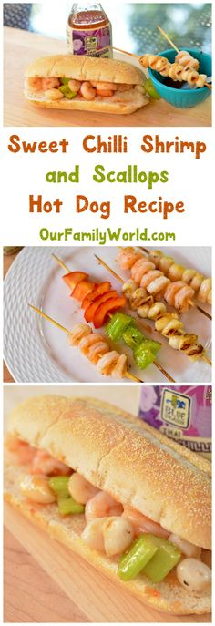 Looking for an easy dinner recipe for your grill? Check out this yummy sweet…