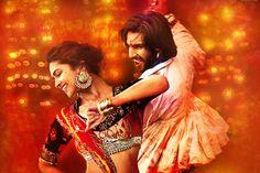 """Bollywood Dance: Deepika & Ranveer in """"Ramleela"""" {2013}"""