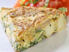 Spanish Tortilla  | KitchenDaily.com