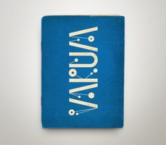Typography Works by Mats Ottdal, via Behance