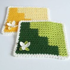 69 Super Ideas Embroidery For Beginners Letters Hands - Lucy Crochet Crafts, Crochet Projects, Crochet Potholders, Embroidery For Beginners, Flower Tutorial, Embroidery Thread, Diy Gifts, Lana, Soaps