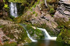 Kudy z nudy - Černohorské vodopády