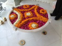 Babhla le peitil, leath criochnaithe in Udaipur