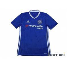 Photo1  Chelsea 2016-2017 Home Shirt w tags adidas yokohama - Football  Shirts 114933126