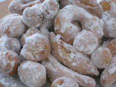 PASTELES DE ENSUEÑO: Rosquillas de naranja y anis