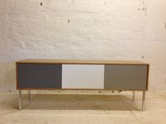 Modern retro sideboard. Can be made bespoke by 20redfurniture, £495.00