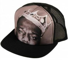 beyonce xo video biggie trucker snapback hat. I think a DIY project is in order...