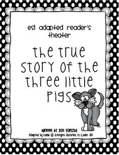 84 Best The True Story of the Three Little Pigs images