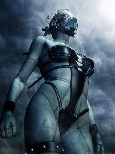 Cyber Fetish by MarkusVogt on DeviantArt