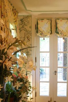 Dress up your windows by depending on our designers for custom window treatments in St. We know how to revitalize your living areas. Bay Window Curtains, Burlap Curtains, Drapes Curtains, Window Seats, Valances, Wooden Barbie House, Custom Window Treatments, Dark Wax, Custom Windows