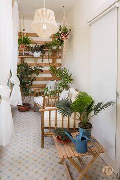 המרפסת של יעל Indoor Plants, Ladder Decor, Beautiful Homes, Interior, House, Balcony, Design, Home Decor, Happy