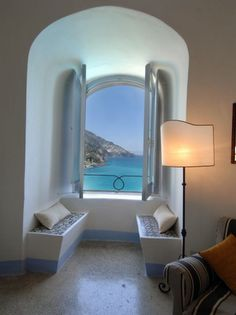 Mediterranean - I want to design a B&B for my friends to live/work at during the summers.