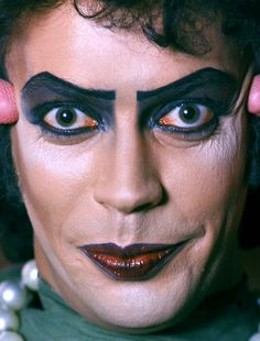 Tim Curry in The Rocky Horror Picture Show – 1975