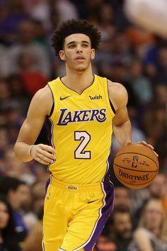 74f1cea82492 Lonzo Ball Photos Photos  Los Angeles Lakers v Phoenix Suns