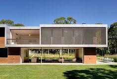 Montauk Lakeside Residence by Bates Masi + Architects