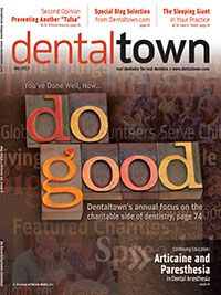 Dentaltown Magazine May 2013
