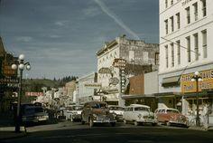 City of Eugene in Oregon