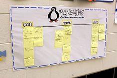 Penguin 5 day unit ideas