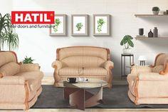 Sofa Set Price, Wooden Sofa Set, 2 Seater Sofa, Industrial Furniture, Kids Room, Bedroom, Interior, Wooden Couch, Kidsroom