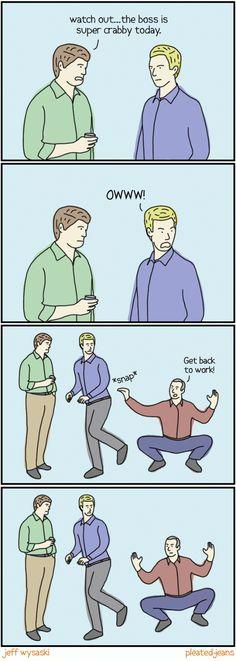 Boss Problems