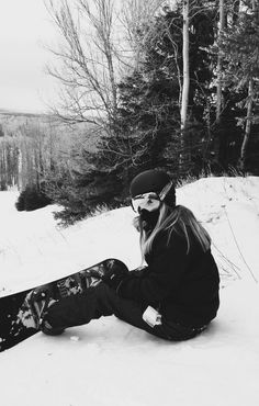anime Winter fashion Tired of winter? Who isn't -- except maybe pro-snowboarder Shaun Palmer and pro Snowboarding Style, Snowboard Girl, Snow Pictures, Pacific Crest Trail, Winter Pictures, Appalachian Trail, Winter Photography, Winter Snow, Summer Winter