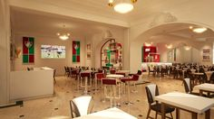 Restaurant/bar themed of Fluminense Football Club