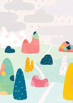 Illustration vector kids | Tumblr