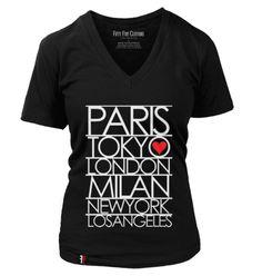 Fashion District Vintage Women's T Shirt