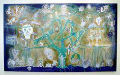 sergio hernandez paintings - Google Search