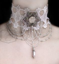 Unique handmade Victorian inspired Jewelry