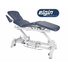 Elgin 6-section electric hi-lo treatment table