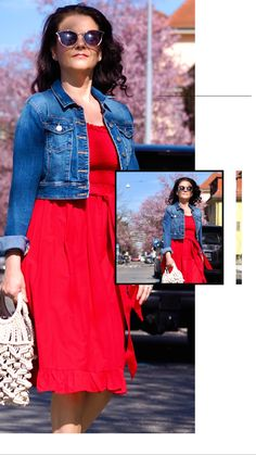 """Bei mir im Quartier """"explodiert"""" gerade der Frühling. 🌸🌸🌸 Zürich ist derzeit die Bühne für ein buntes Frühlingsspektakel.🌸🌸🌸 Einfach herrlich! Waist Skirt, High Waisted Skirt, Skirts, Blog, Outfits, Fashion, High Waist Skirt, Simple, Moda"""
