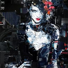 Complex Reaction derek gores collage
