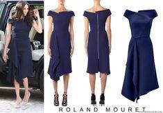 Roland Mouret Barwick Dress