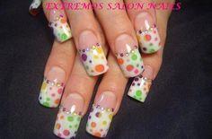 fotos de uñas decoradas - Buscar con Google