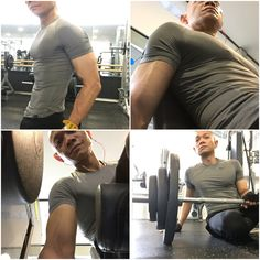 Giving legs a a rest today, so #trained #arms, #back and #shoulders extra-hard! Feeling #pumped! #awesome #badass #bodybuilder #bodybuilding #exercise #fatburn #fit #fitat40 #fitatforty #fitness #gym #gymbuddy #gymbunny #gymrat #muscles #musclebuilding #strength #training #workout #workoutdone