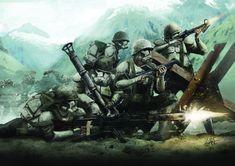 World War Clones.