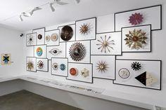 Vitra Design Museum: George Nelson Installation,© Thomas Dix