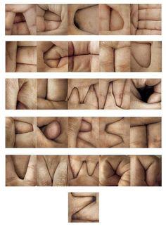 Hand typograghy