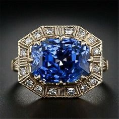 Art Deco Schmuck, Bijoux Art Nouveau, Schmuck Design, Art Deco Ring, Art Deco Jewelry, Fine Jewelry, Jewelry Design, Simple Jewelry, Jewellery