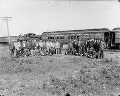 First Stone of Baltimore and Ohio Railroad Company.