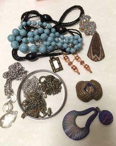 Jewelry Parts Lot Destash  | eBay