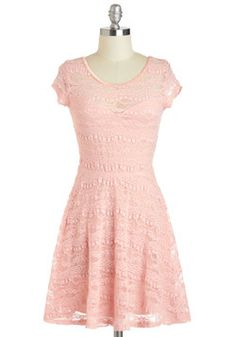 Frilly Friday Dress, #ModCloth Would be cute with a scarf and beige flats!!