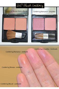 Cores | blush contém1g