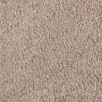Carpet Sample - Bellina II - Color Mushroom Cap - 8 in. x 8 in.
