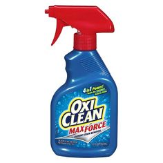 Oxi Clean Max Force Laundry Stain Remover Spray, 12oz $3.87, target.com