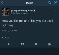 he acts like im his nd shit but idk if he really fuck wit me. nd that nigga asked me who i fw nd i called him retarded cuz i obviously fw him, or want to, but idk if he wanna fw me :/ Bae Quotes, Real Talk Quotes, Tweet Quotes, Twitter Quotes, Mood Quotes, People Quotes, Relatable Tweets, Relatable Posts, Relationship Quotes