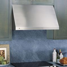 Kitchen - Cooktop Hood
