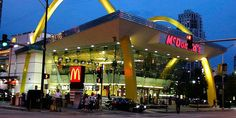 18 cool McDonalds restaurants youll wish you had in your hometown